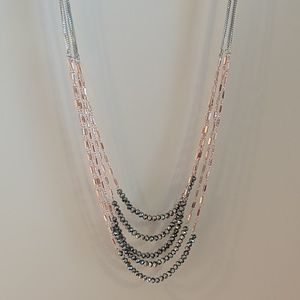 Anthropology necklace
